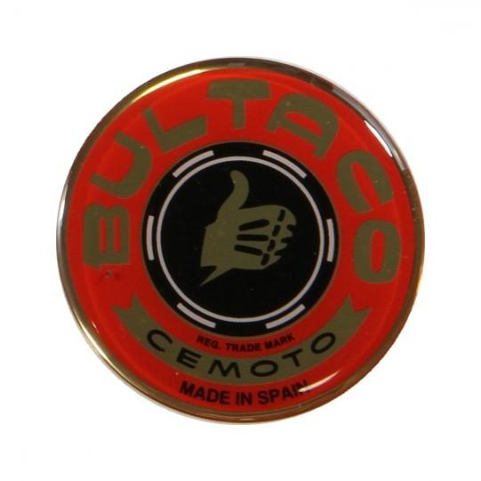 Logos reservoir Bultaco