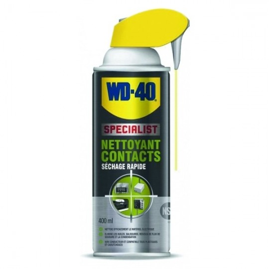 WD-40 Nettoyant Contacts