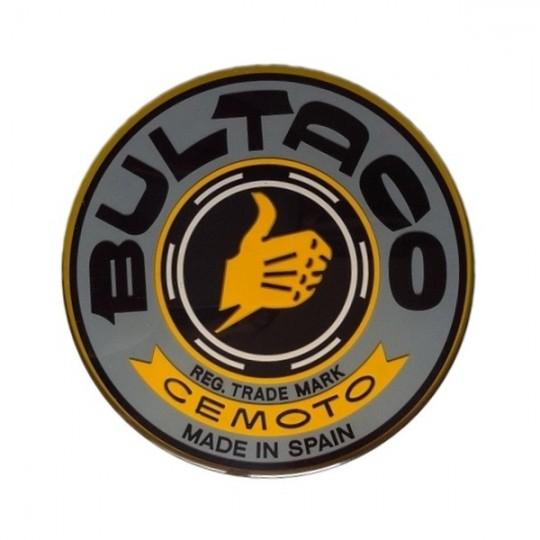 bultaco-original-tank-sticker-Ø 57-mm