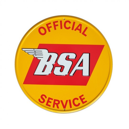 bsa-decorative-plate