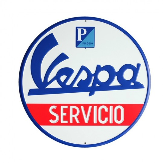 vespa-decorative-plate
