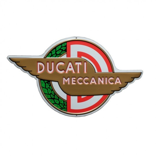 ducati-decorative-plate