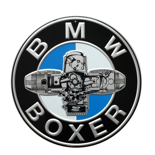 bmw-boxer-decorative-plate