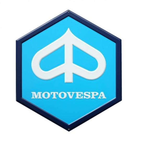 "Plaque Montesa""W Champion"""