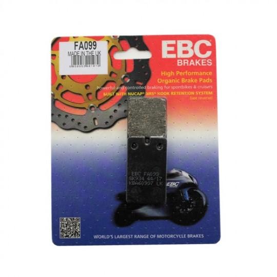 Plaquettes EBC FA303
