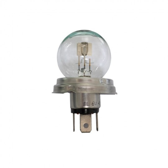 6 Volts, lampe navette 5W